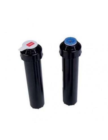Difusor emergente LPS 4 con boquilla alcance 4.6 m. Rosca 1/2
