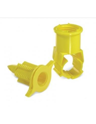 Conector rápido para tubería de PE Funny Pipe de 25mm