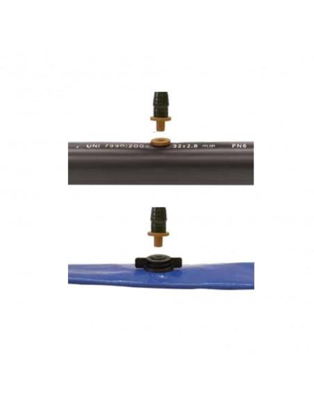 """Latiguillo para conexiones M-H de 8mm a 1/2"""""""