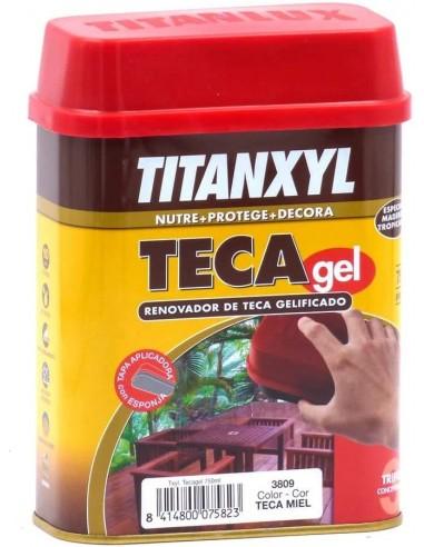Aceite para teca incoloro TITANXYL