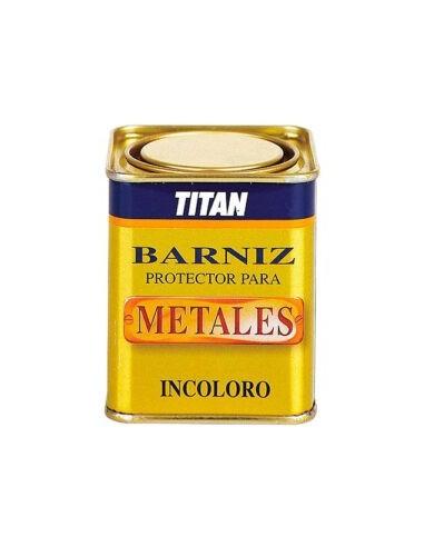 Barniz protector metales TITAN