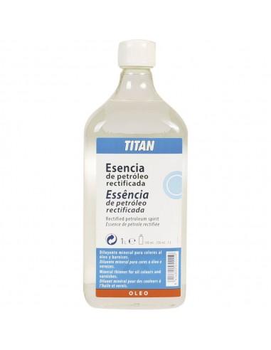 Esencia de petróleo rectificada titan
