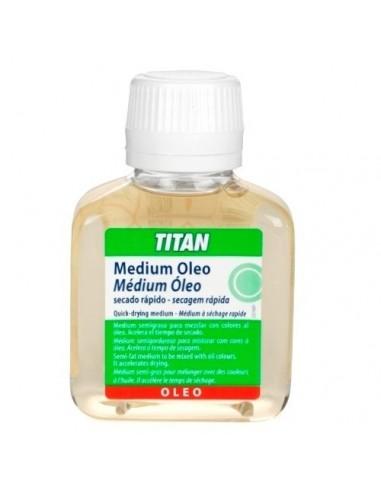 Medium oleo titan 100ml