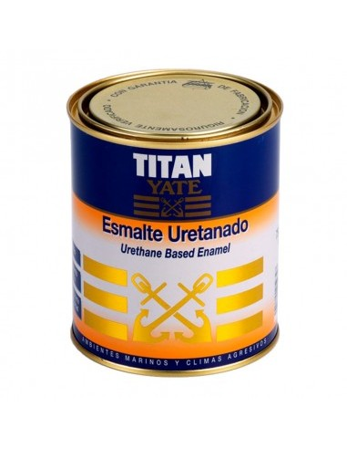 Esmalte uretanado  titan yate azul...