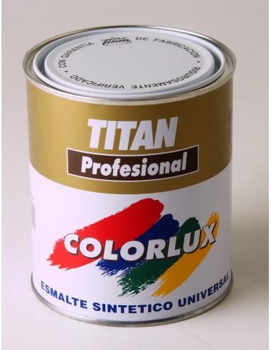 Esmalte sintético colorlux 750ml