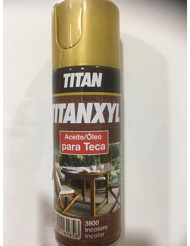 Spray para teca titan 200ml