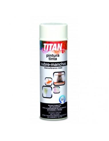 Spray titan cubre manchas 400ml