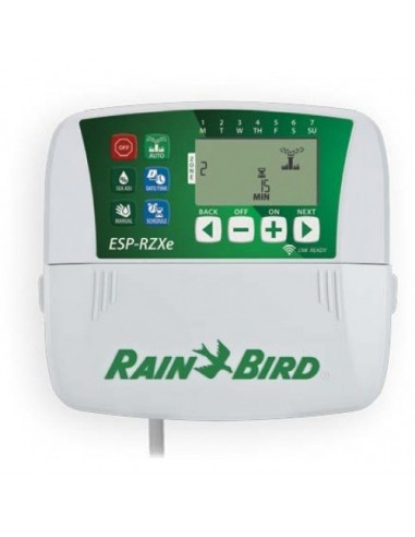 Programador eléctrico ESP-RZXE4 Interior Rain Bird